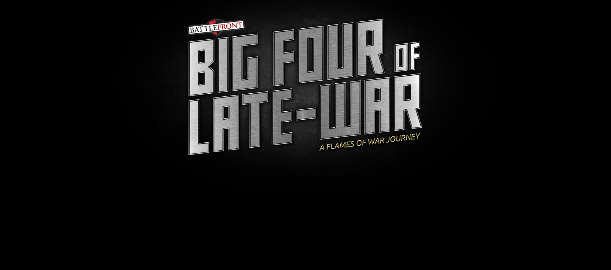 Big Four Of Late War